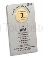 Ibm Plaque